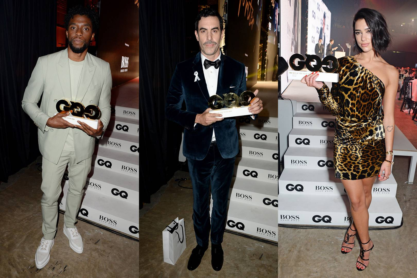c3cfb07382 GQ Award 2018 winners  The full list