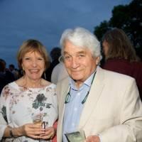 Joan Bakewell and Robert Albert