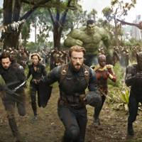 Avengers: Infinity War - in UK cinemas 26 April