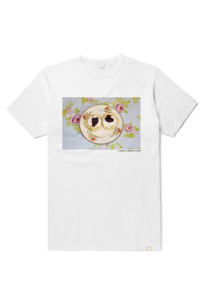 T-shirt by Farah x Martin Parr