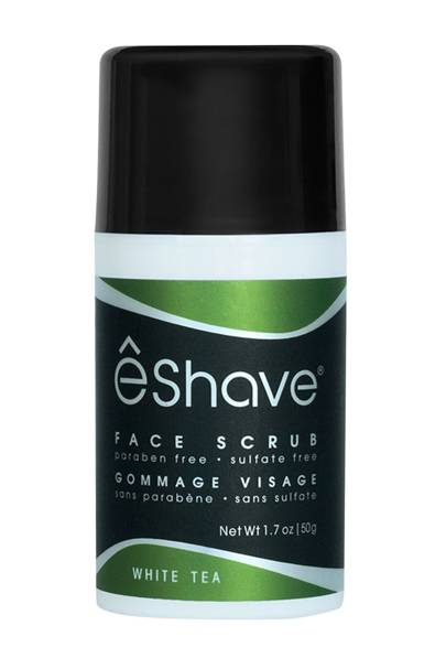 White Tea Face Scrub by eShave