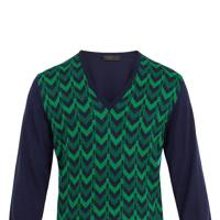 A few of our favourite V-neck jumpers...