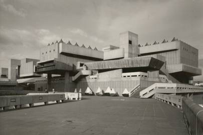 Ongoing: Concrete Dreams exhibition at Purcell Hall, Southbank Centre