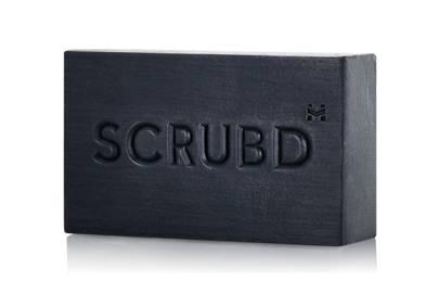 Charcoal & Black Pepper Soap by Scrubd