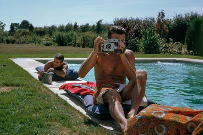 6) Tony Vaccaro: From Shadow To Light at Getty Images Gallery