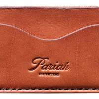 Horizontal Card Case by Pariah Outfitters