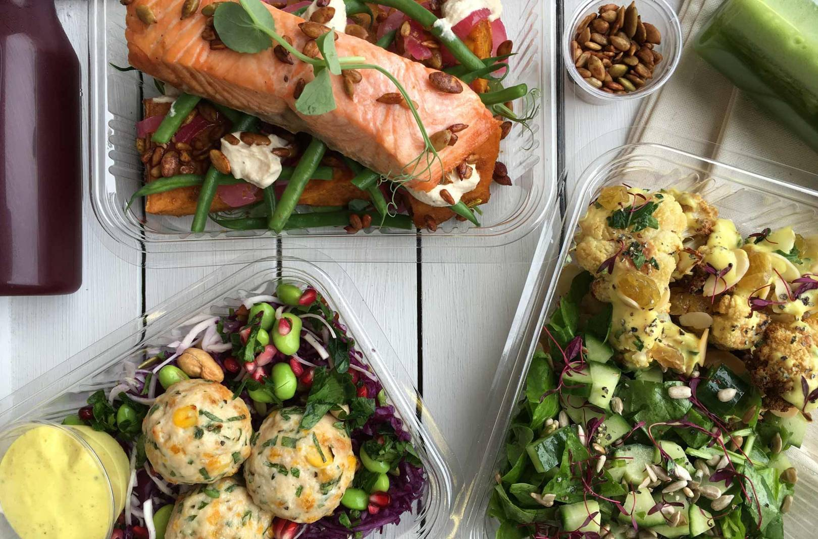 Healthy food delivery services the best in the uk british gq forumfinder Images