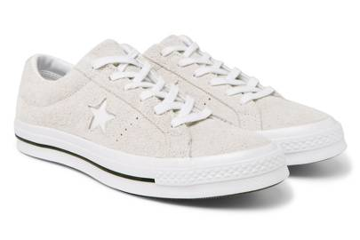 One Star OX Suede Sneakers by Converse