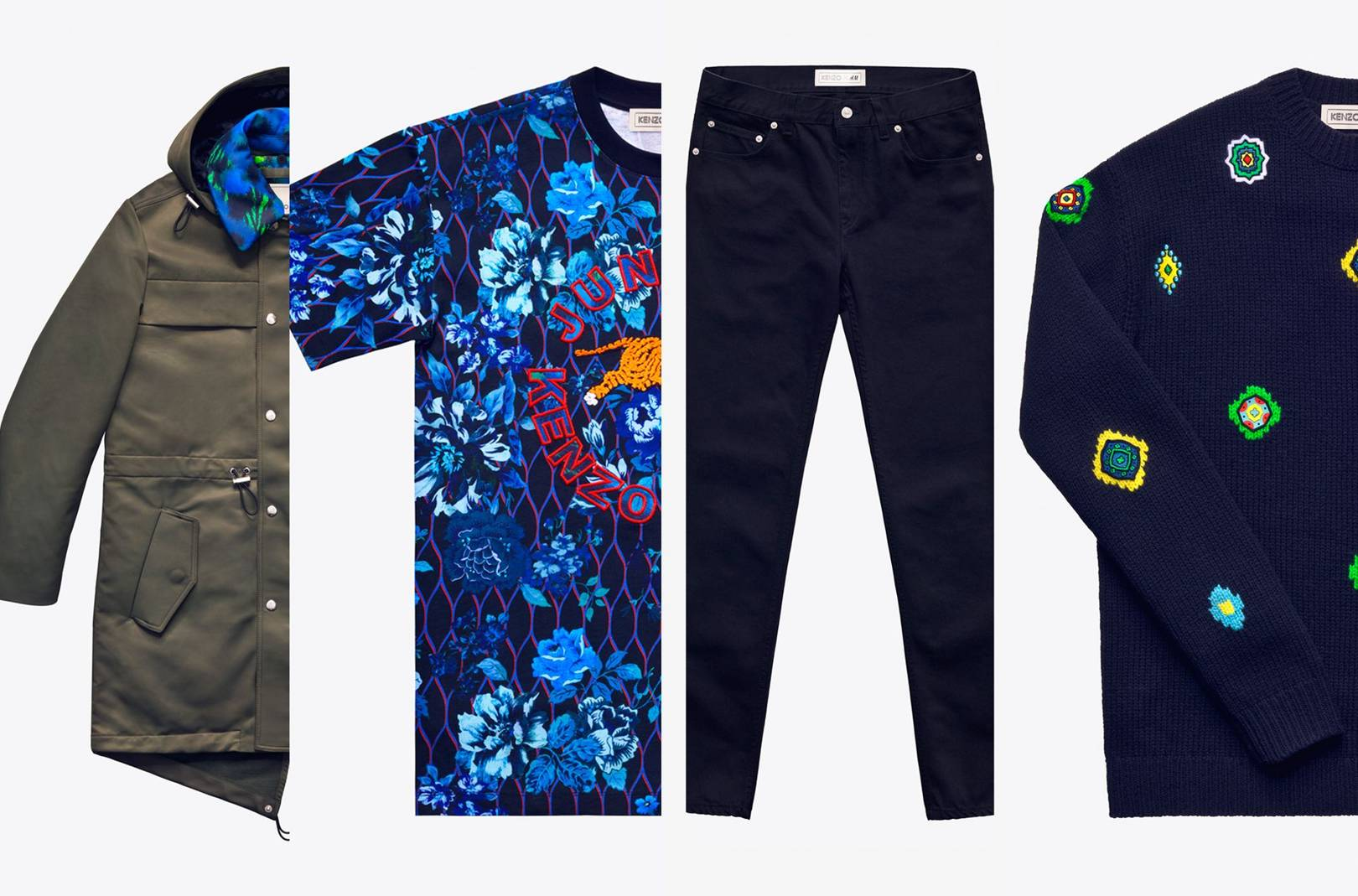 e2497b62052ac Kenzo x H&M collaboration: full collection plus prices | British GQ