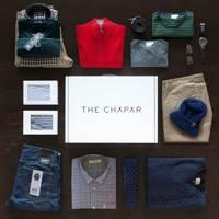 The Chapar gift card