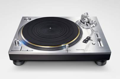 Direct Drive Turntable System SL-1200G by Technics