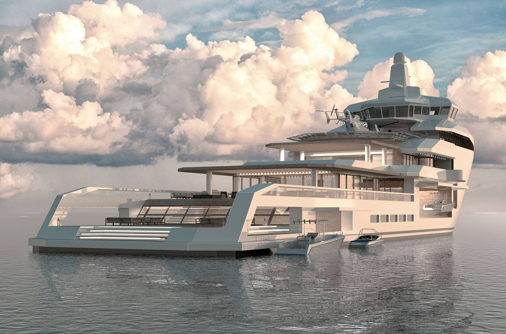 Inside The Secret World Of Superyachts
