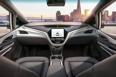 General Motors' self-driving cars