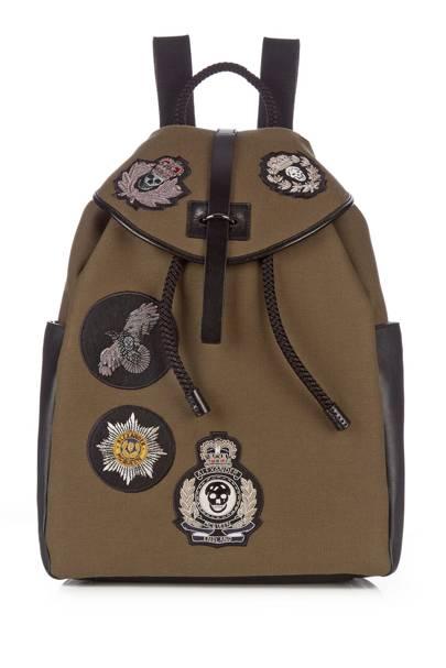 Alexander McQueen rucksack