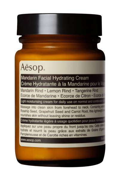 Mandarin Facial Hydrating Cream by Aesop