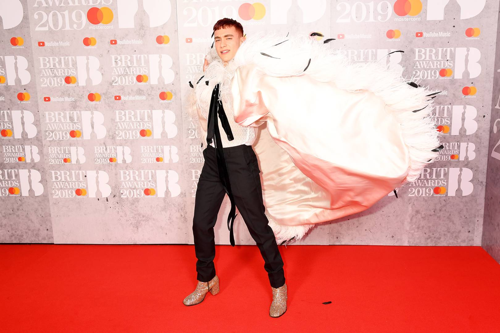 f07f31f44fab The best-dressed men at the Brit Awards 2019