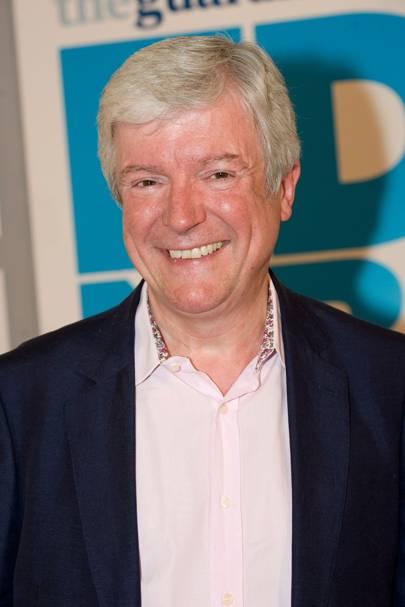 Media and publishing: Tony Hall