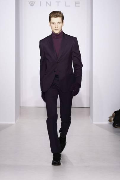 Wintle Autumn/Winter 2009 Menswear show report