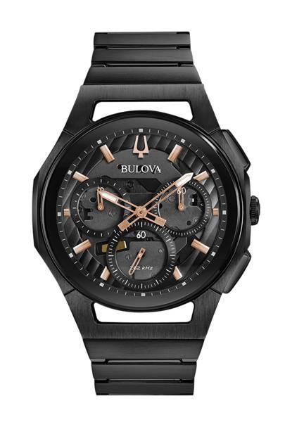 Bulova Curv Chronograph Watch