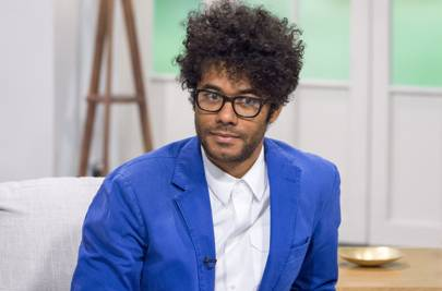 Culture, art and food: Richard Ayoade