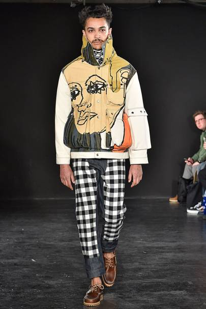 AW17: Wear your art on your sleeve (or chest or trouser leg)