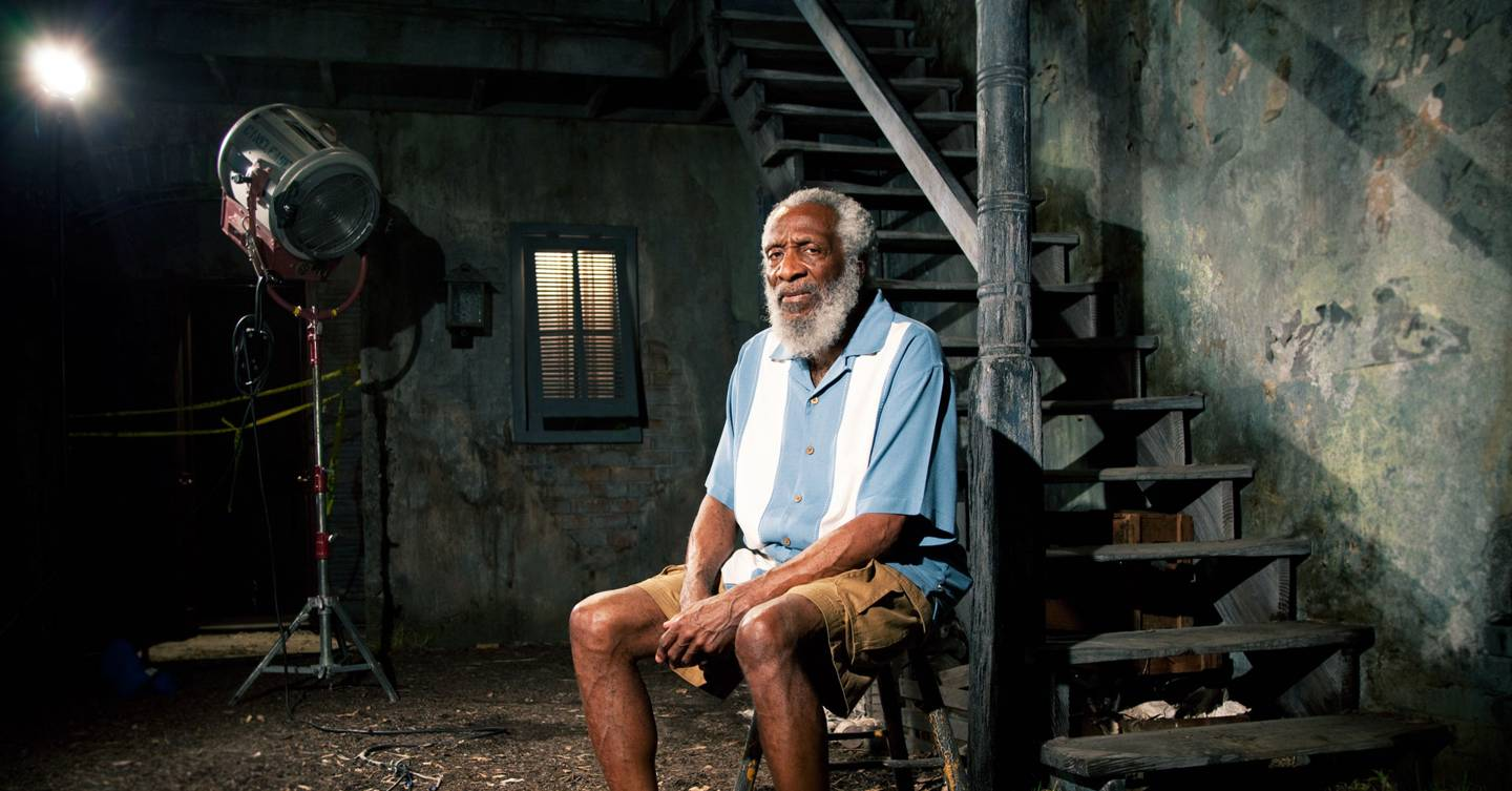 Dick gregory interview with katherine hughes