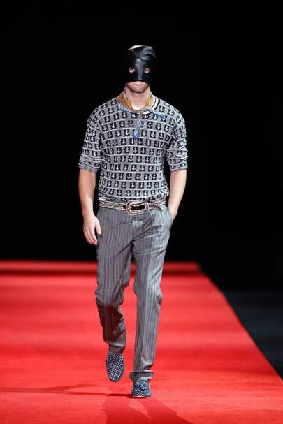 Vivienne Westwood Man Autumn/Winter 2009 Menswear show ...