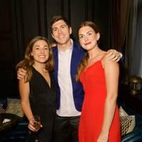 Elenor Cunningham, Max Tonio and Rebecca Conwell