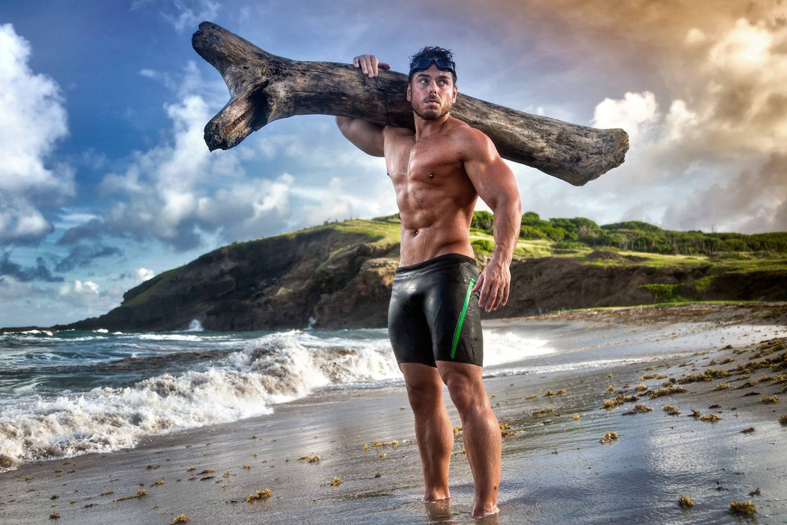 df74020c07 The real Aquaman's accidental world record | British GQ