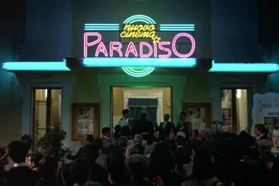 5) Sunday 24 June. Cinema Paradiso at The Book Club