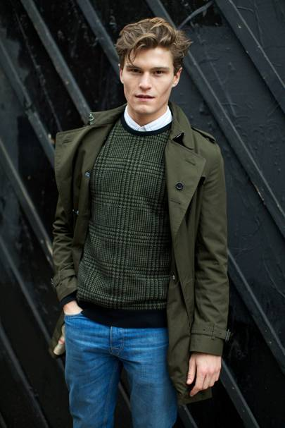 22. Oliver Cheshire