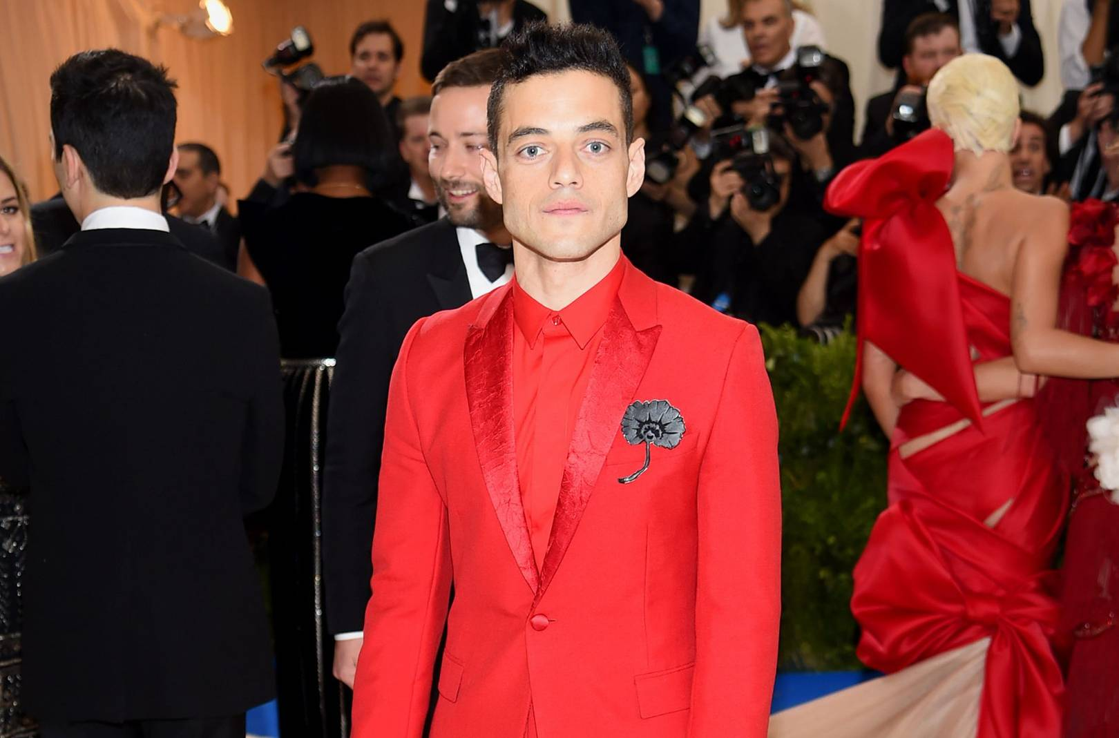 Why Rami Malek Was The Best Dressed Man At The Met Gala 2017