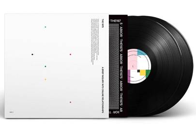 A Brief Enquiry Into Online Relationships vinyl