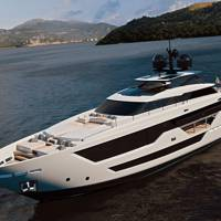 Custom Line 106' by Ferretti Group