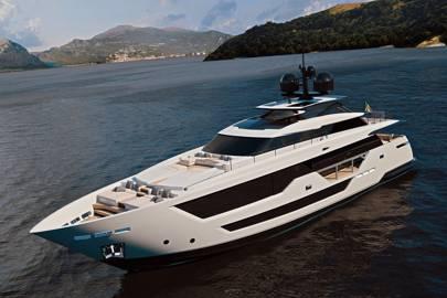 Custom Line 106' by Ferretti Group