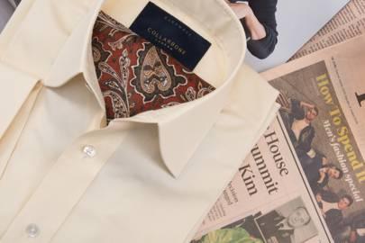 Bespoke Shirt by Collarbone London