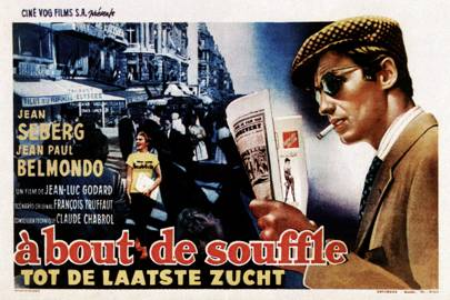 A Bout De Souffle/Breathless (1960)