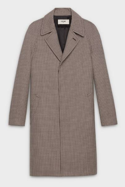 4. The coat