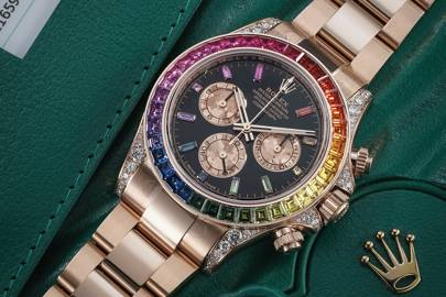 Record prices set for Rolex and Patek Philippe at Geneva watch auctions 9b00a31814