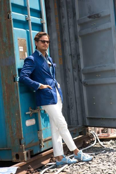 Street Style At Milan Fashion Week S S 39 16 British Gq