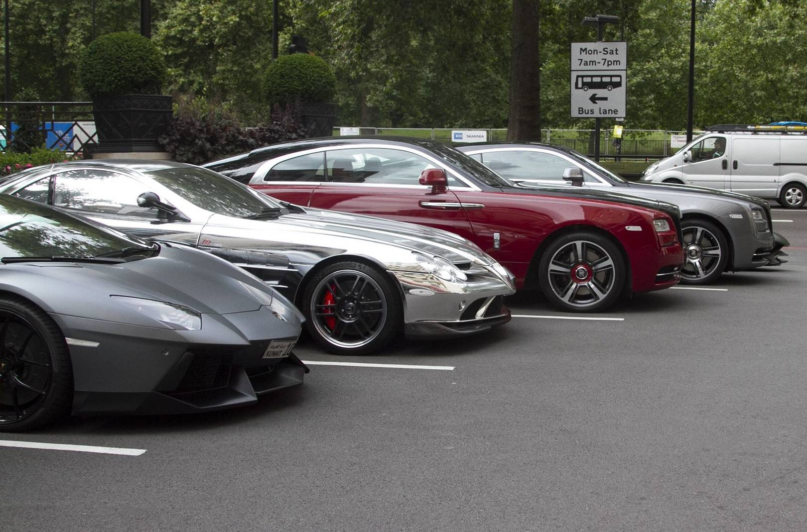 Supercars of London: where to spot them | British GQ