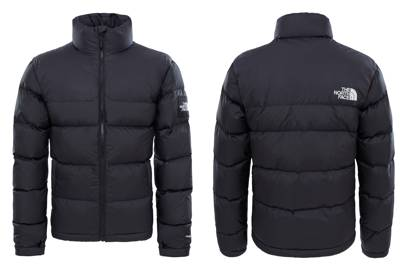 Jacket by The North Face, £225.