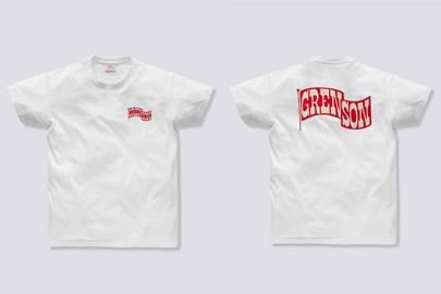 T-shirt by Grenson
