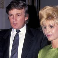 1992: Ivana and Donald Trump divorce