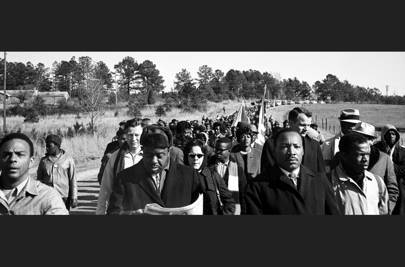 The Selma March, 1965