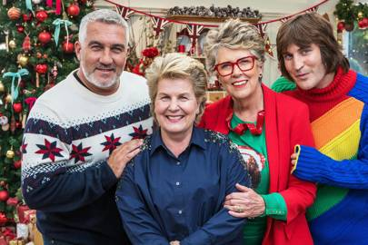 Great British Bake Off Christmas Special, Channel 4, 7.40pm
