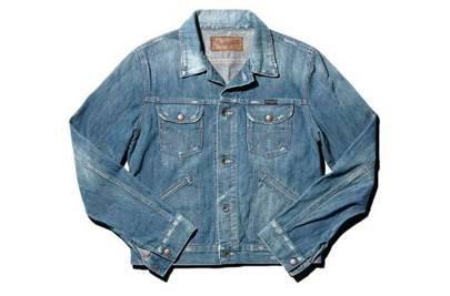 Denim jacket by Wrangler