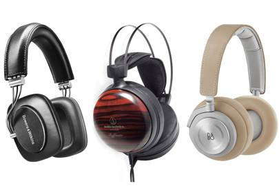 The best luxury headphones tested: from bluetooth to noise cancelling