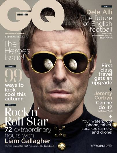 Liam Gallagher - September 2017