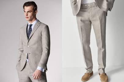 Suit by Massimo Dutti